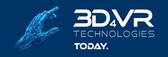 3D4VR TECHNOLOGIES Logo